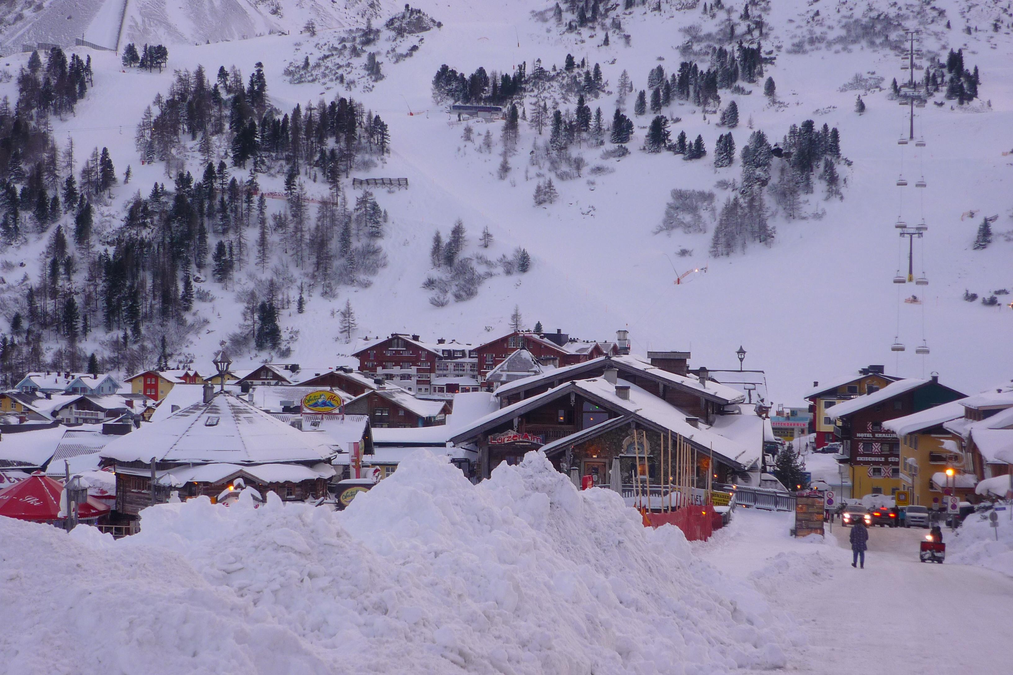 Obertauern im Schnee - Mathilde Magazin
