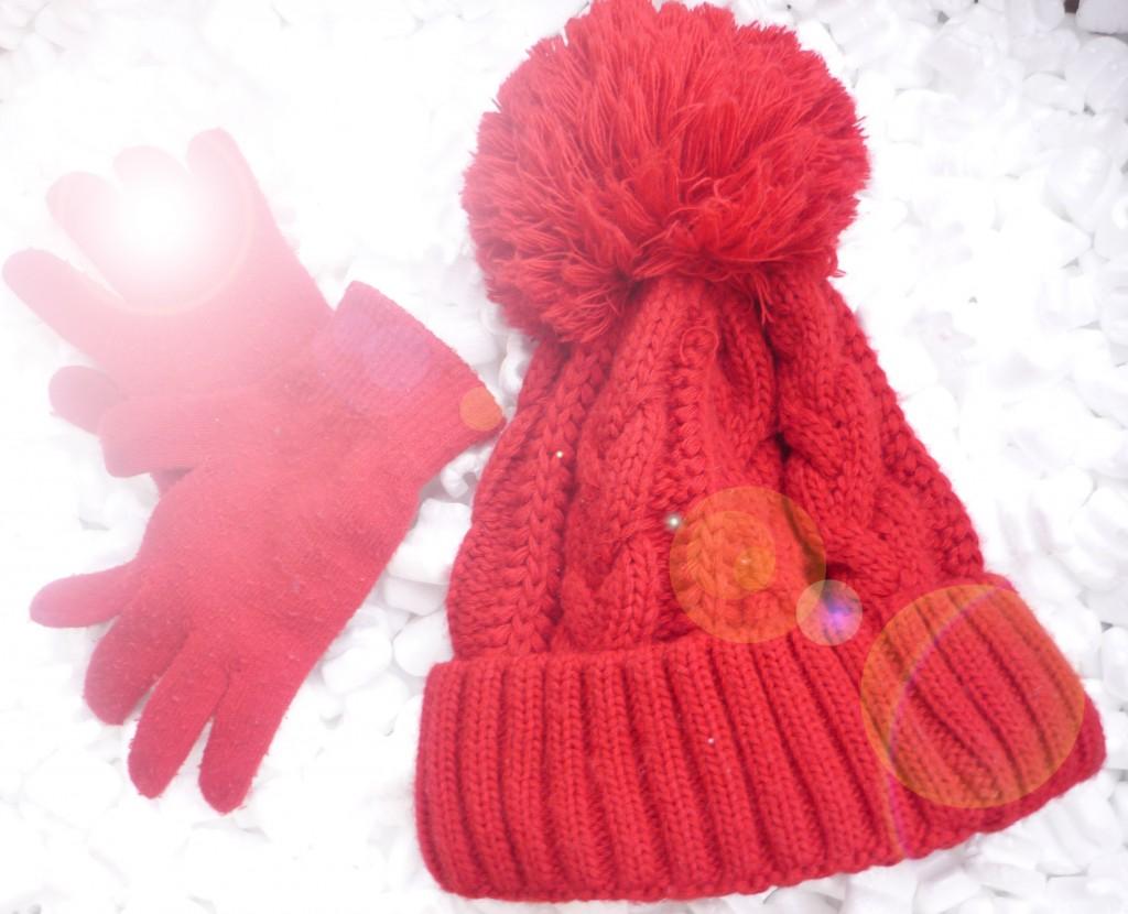 Mathilde mag den Winter