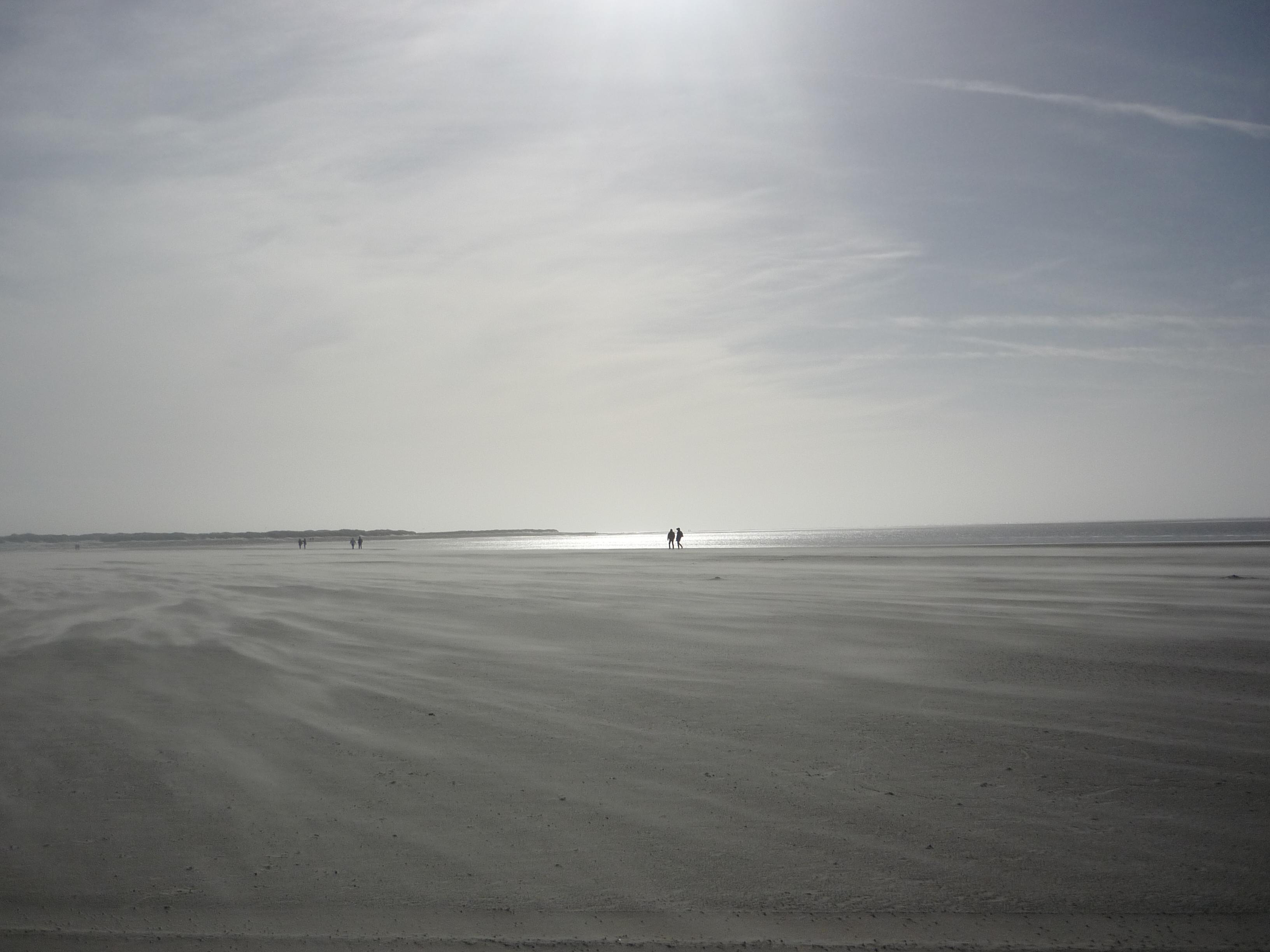 Das Meer bei St. Peter-Ording
