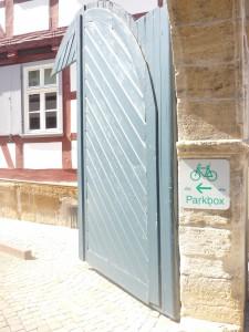 Toreinfahrt in Wanfried, Werra-Meißner-Kreis – Mathilde Magazin