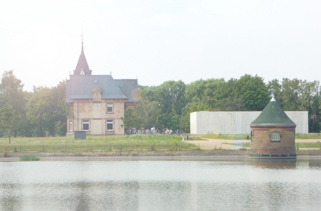 Das Wasserkunst-Ensemble auf der Elbinsel Kaltehofe – Mathilde Magazin