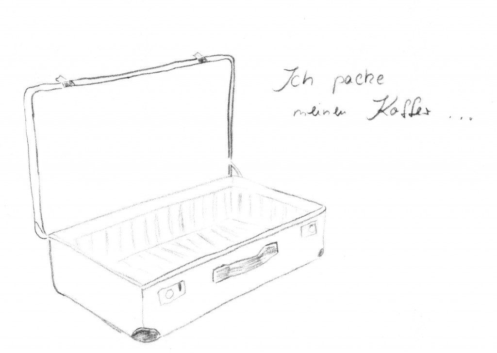 Mathildes Koffer