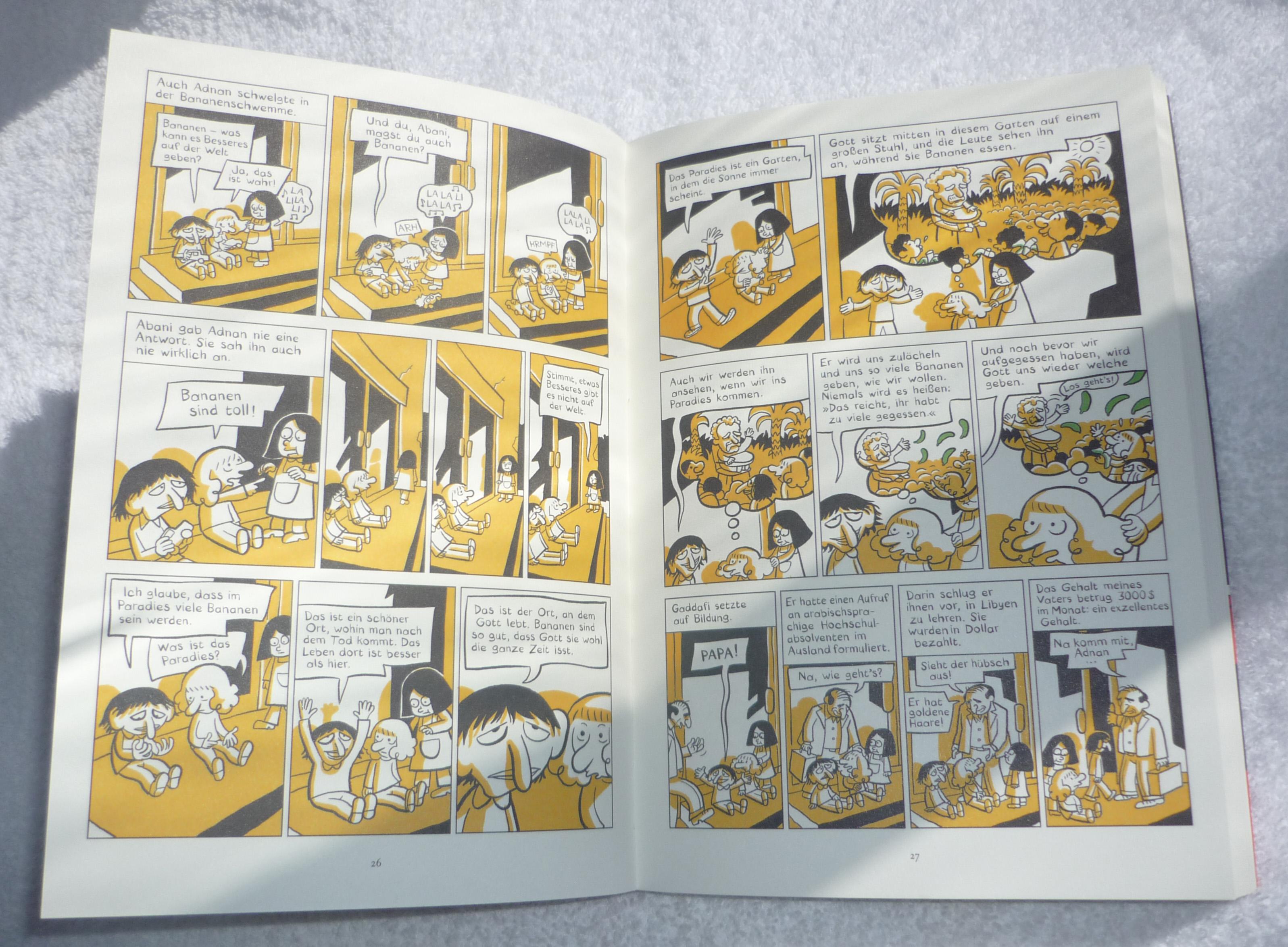 Der Araber von Morgen 6 - Mathilde Magazin