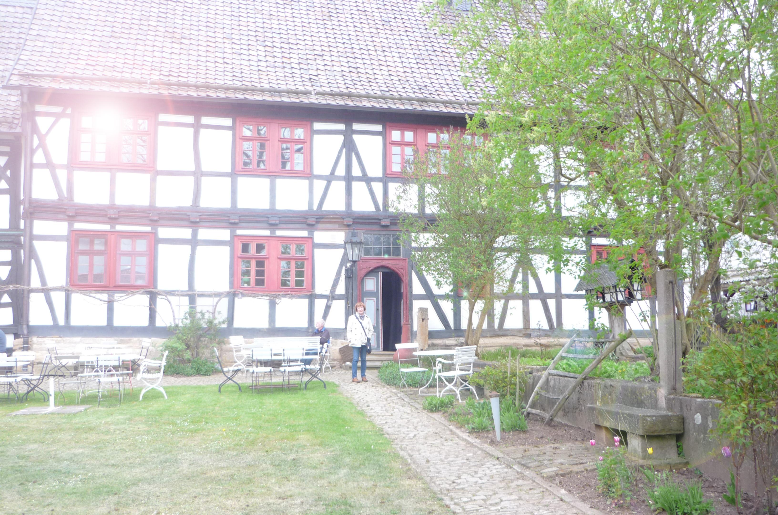 Garten des Kleegarten