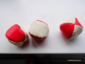 10 Jonglieren üben - Mathilde MAG
