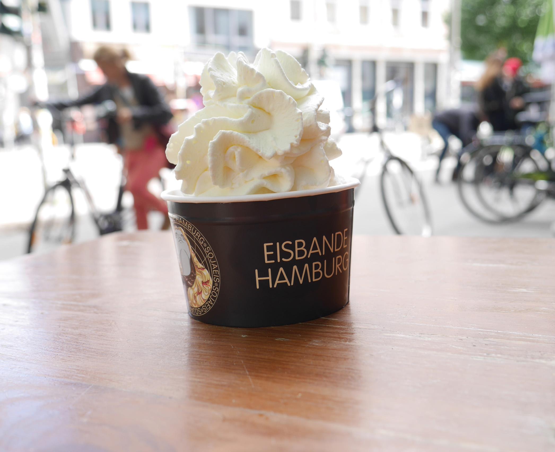 Eisbande Hamburg Eis - Mathilde MAG