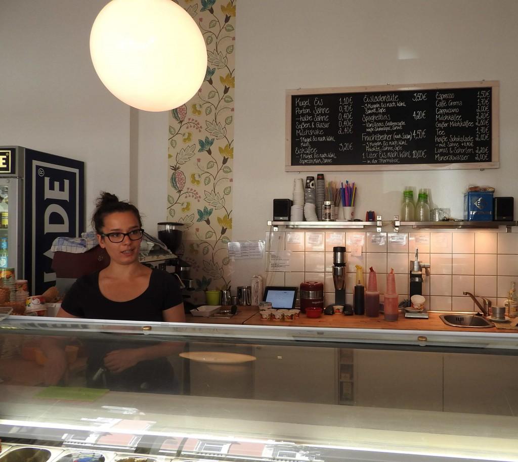Eismädel - Mathilde MAG