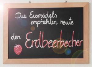 Erdbeerbecher-Empfehlung  - Mathilde MAG