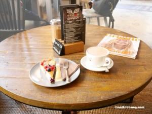 Käsekuchen und Kakao - Mathilde MAG