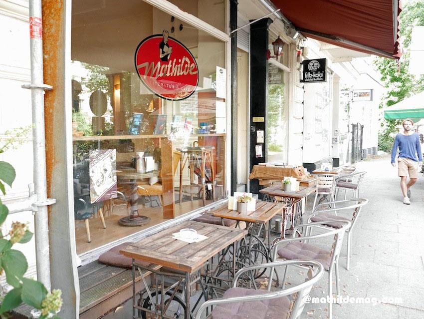 Mathilde Café am Schlump
