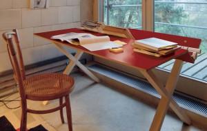 Tolles Design, der Schreibtisch Kant
