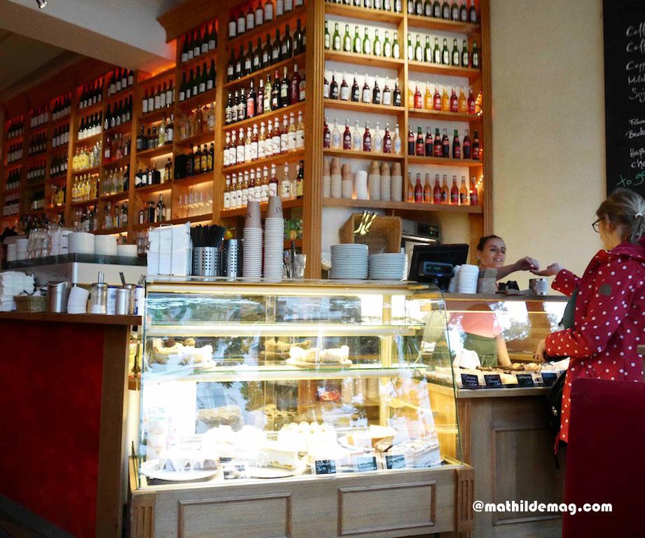 Café in EImsbüttel