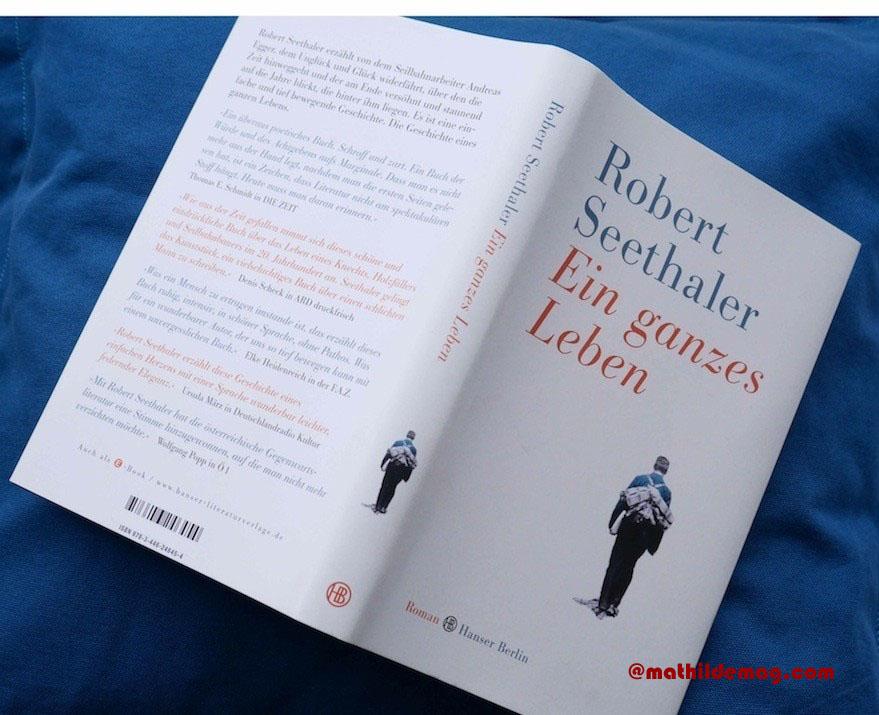Robert Seethaler, Ein ganze Leben