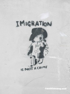 Immigration is not a crime