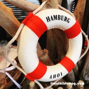 Mathilde mag Hamburg Ahoi