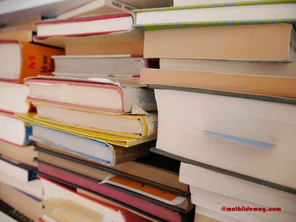 Bücher im Umzug - Mathilde mag das nur so mittel