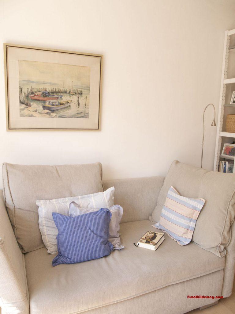 Mathildes Sofa