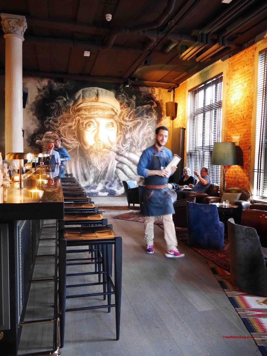 Hamburger Bar im Alten Hafenamt