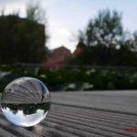 Durch die Glaskugel gesehen