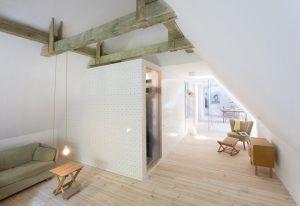 Bild: Ferienhaus auf Föhr Architektin Karin Matz Arkitekt